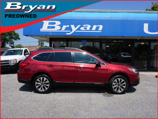 Used 2017 Subaru Outback 2.5i Limited SUV for sale in Metairie, Louisiana