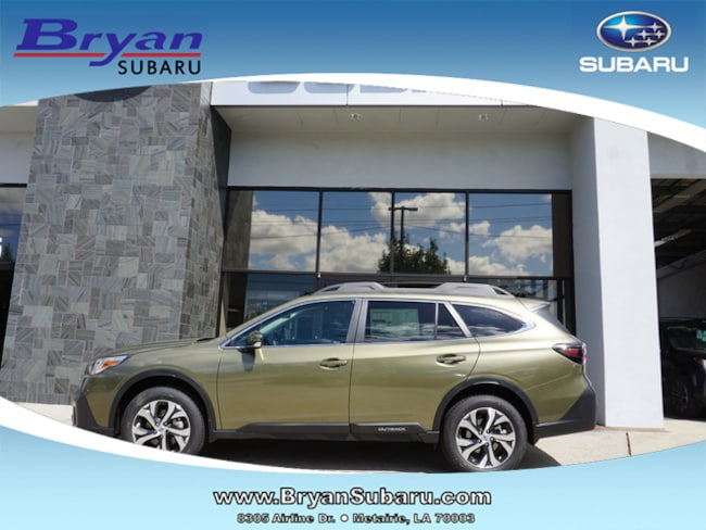 New 2020 Subaru Outback Limited XT SUV 9858 for sale in Metairie, LA