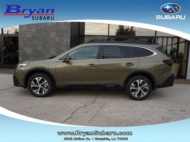 Featured New 2020 Subaru Outback Limited SUV 9951 for Sale in Metairie, LA