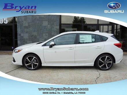 Featured New 2020 Subaru Impreza Sport 5-door 10468 for Sale in Metairie, LA