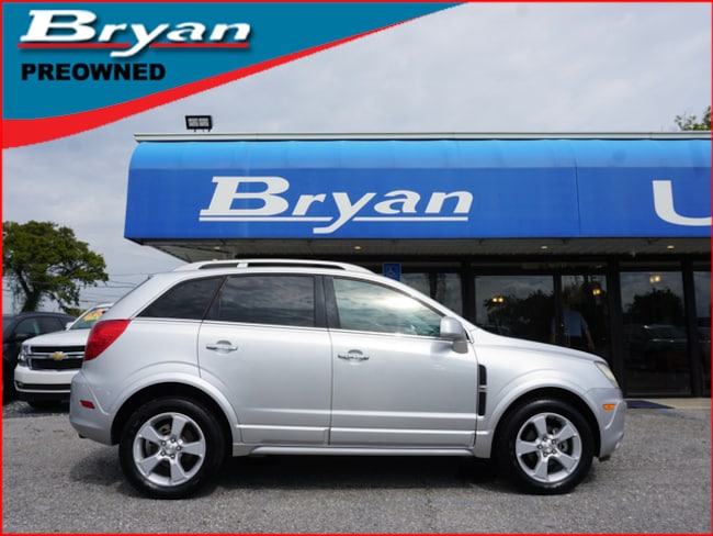 Used 2014 Chevrolet Captiva Sport Sport Fleet LTZ SUV for sale in Metairie, Louisiana