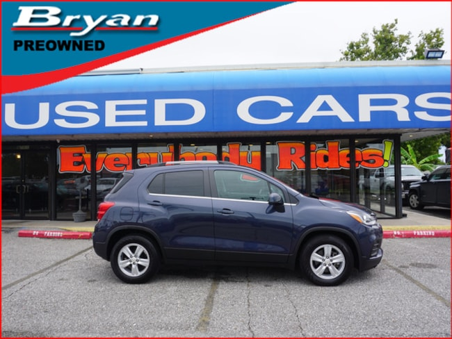 Used 2018 Chevrolet Trax LT FWD SUV for sale in Metairie, Louisiana