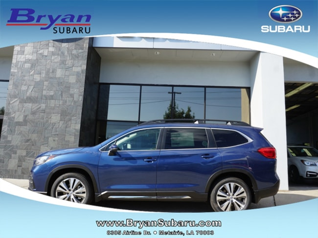 New 2020 Subaru Ascent Limited 7-Passenger SUV 9854 for sale in Metairie, LA