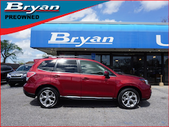 Used 2017 Subaru Forester 2.5i Touring JF2SJATC4HH533825 in Metairie, LA