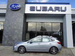 New 2018 Subaru Impreza 2.0i Limited with EyeSight, Moonroof, Navigation, Blind Spot Detection & Starlink 5-door for sale near New Orleans at Bryan Subaru