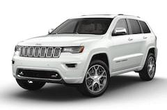2021 Jeep Grand Cherokee OVERLAND 4X4 Sport Utility
