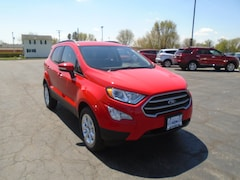 2019 Ford EcoSport SE 4X4 Crossover