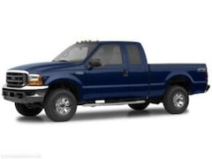 2004 Ford F-250 Extended Cab