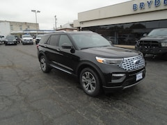 2020 Ford Explorer Platinum 4X4 SUV