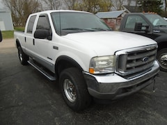 2003 Ford F250 Super Duty XLT 4X4 6.5' Bed Crew Cab