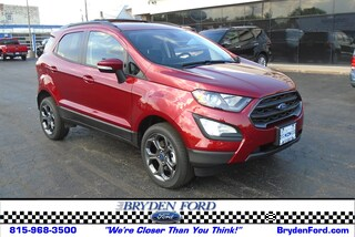 2018 Ford EcoSport SES 4X4 SUV