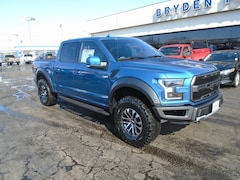 2019 Ford F150 SuperCrew Raptor 4X4 Truck