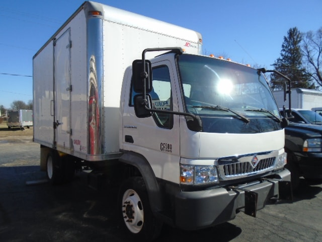 2005 International LCF Box Truck Truck