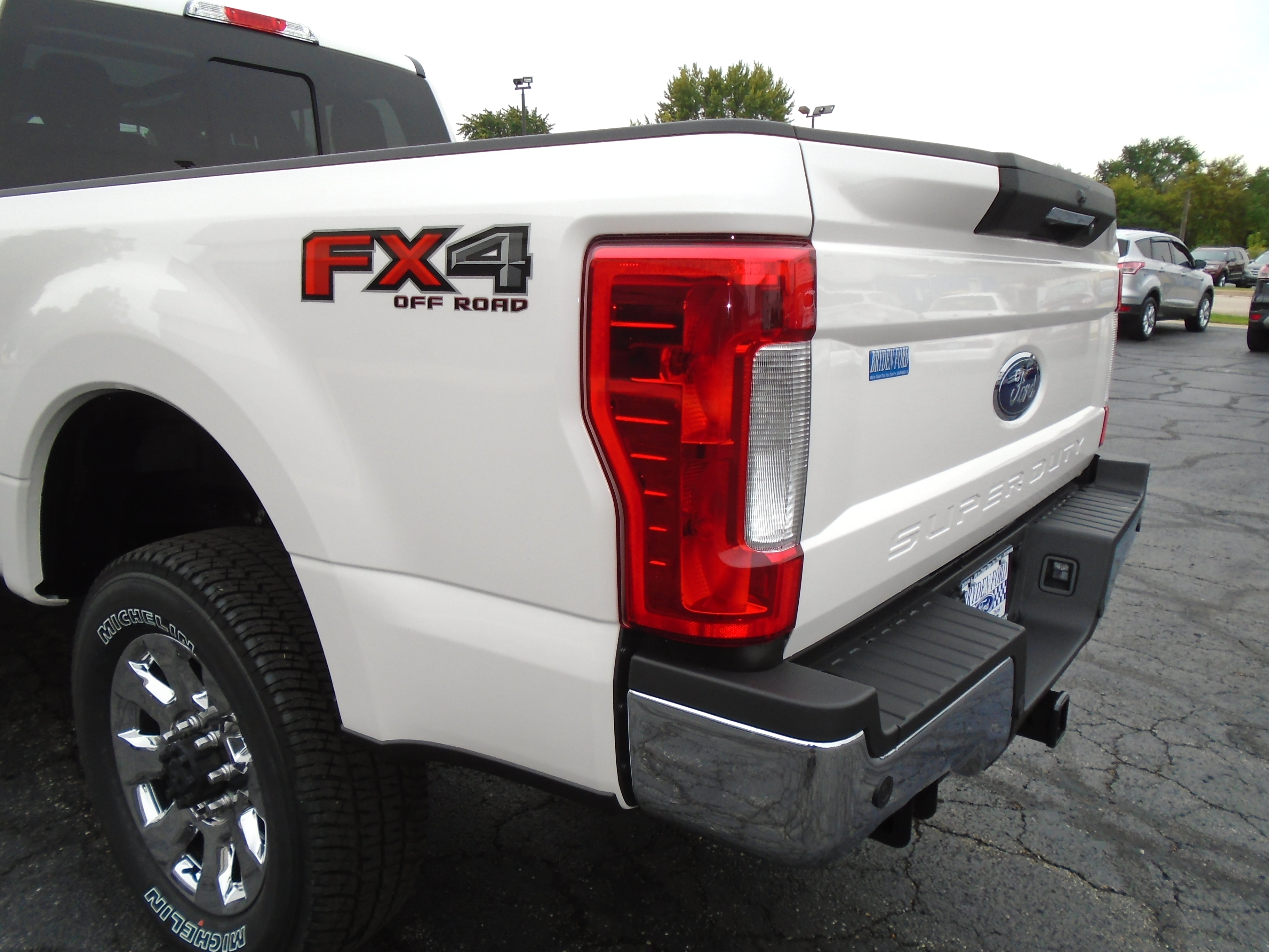 New 2019 Ford F350 Super Duty For Sale at Bryden Ford Inc
