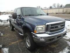 2004 Ford F250 Super Duty Ext Cab XLT 4X4 Extended Cab