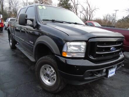 2004 Ford F250 Super Duty Truck