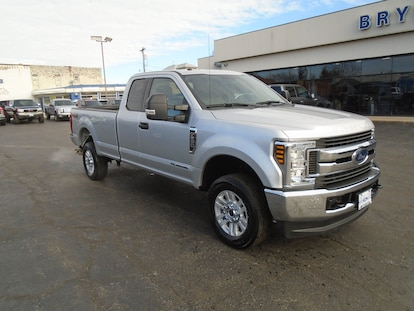 Ford F250 Super Duty For Sale >> Used 2018 Ford F250 Super Duty For Sale At Bryden Ford Inc
