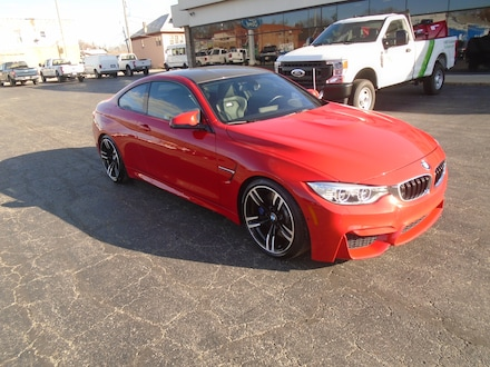 2016 BMW M4 $10,000 RED Coupe