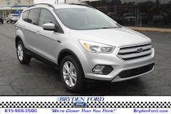 2018 Ford Escape SE 4X4 SUV