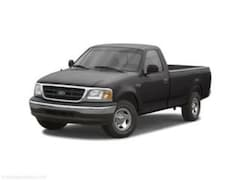 2002 Ford F150 Regular Cab XL 2WD Regular Cab Pickup