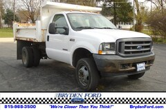 2004 Ford F450 Super Duty Chassis Cab Truck