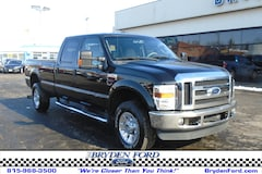 2008 Ford F350 Super Duty Lariat 4X4 8' Long Bed Truck
