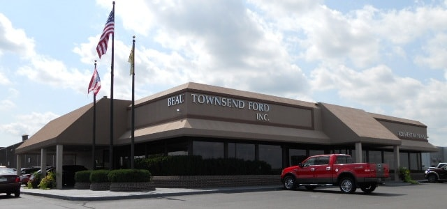 Beau Townsend Ford >> About Beau Townsend Ford Vandalia New Ford And Used Car Dealer