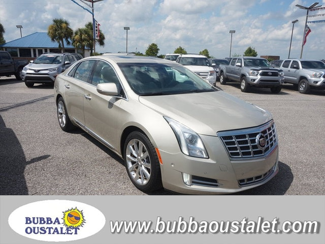 2014 CADILLAC XTS Luxury Sedan