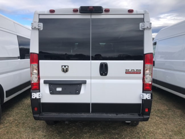 2019 Ram Promaster 1500 Cargo Van Low Roof 136 Wb For Sale