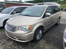 2013 Chrysler Town & Country Touring-L Van