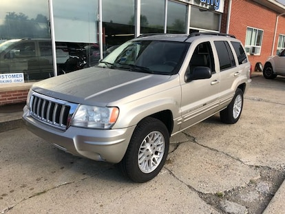 Used 2004 Jeep Grand Cherokee Limited For Sale in Burnsville