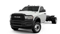 2019 Ram 5500 Chassis Cab 5500 TRADESMAN CHASSIS REGULAR CAB 4X4 204.5 WB Regular Cab