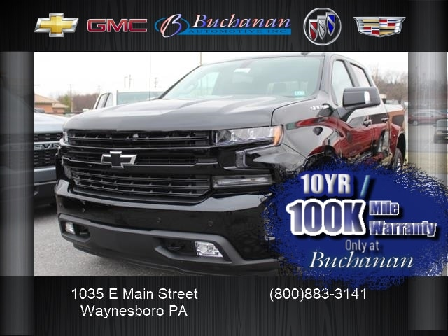 New 2020 Chevrolet Silverado 1500 For Sale At Buchanan Auto Stores Vin 3gcuyeed2lg181847