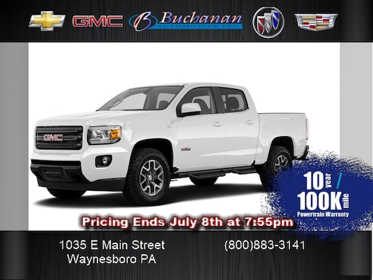 New 2019 Gmc Canyon For Sale At Buchanan Auto Stores Vin