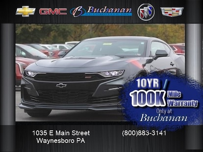 Used 2019 Chevrolet Camaro For Sale In Pocomoke City Md Vin 1g1ff1r73k0126458 Stock U9395 Near Snow Hill Girdletree Crisifield And Marion Station Md
