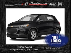 Used 2018 Chevrolet Trax LS SUV 3GNCJKSB1JL391319 for sale in Pocomoke, MD