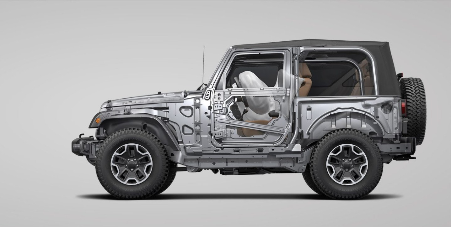 2017 Jeep Wrangler Safety