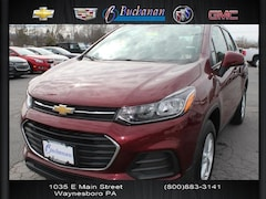 Used 2017 Chevrolet Trax AWD 4DR LS AWD LS  Crossover 3GNCJNSB6HL176787 for sale in Pocomoke, MD