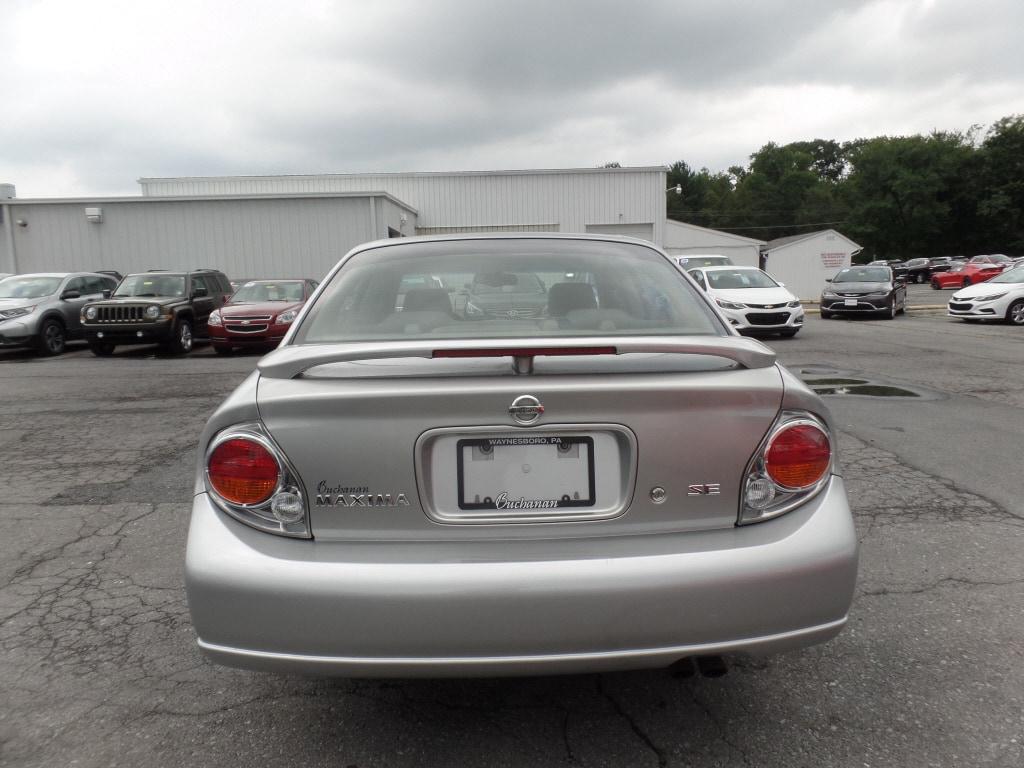 ... 2003 Nissan Maxima GLE GLE Sedan ...
