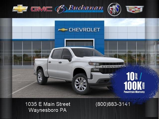 New 2019 Chevrolet Silverado 1500 For Sale At Buchanan Auto