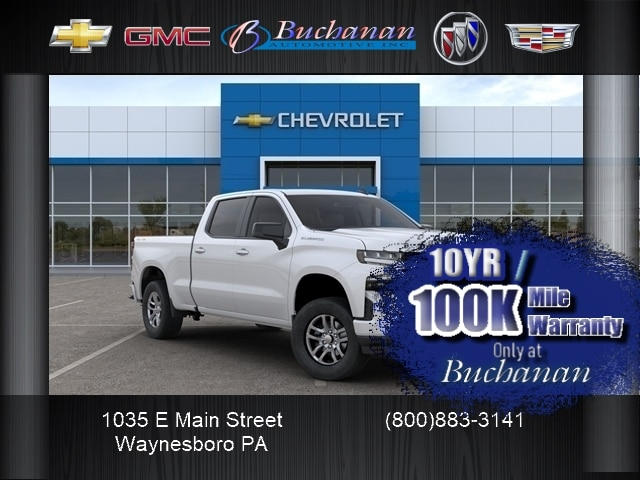 New 2020 Chevrolet Silverado 1500 For Sale At Buchanan Auto Stores Vin 3gcuyeet0lg160471