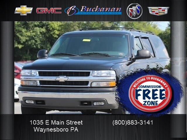 Used 2000 Chevrolet Suburban For Sale At Buchanan Auto