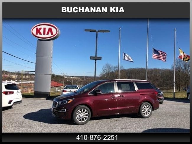2019 Kia Sedona EX FWD Van Passenger Van New Kia for sale in Westminster, MD