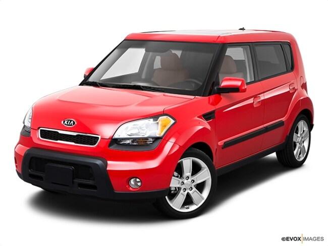 2010 Kia Soul Base Hatchback