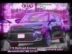 2020 Kia Soul GT-Line Turbo Hatchback