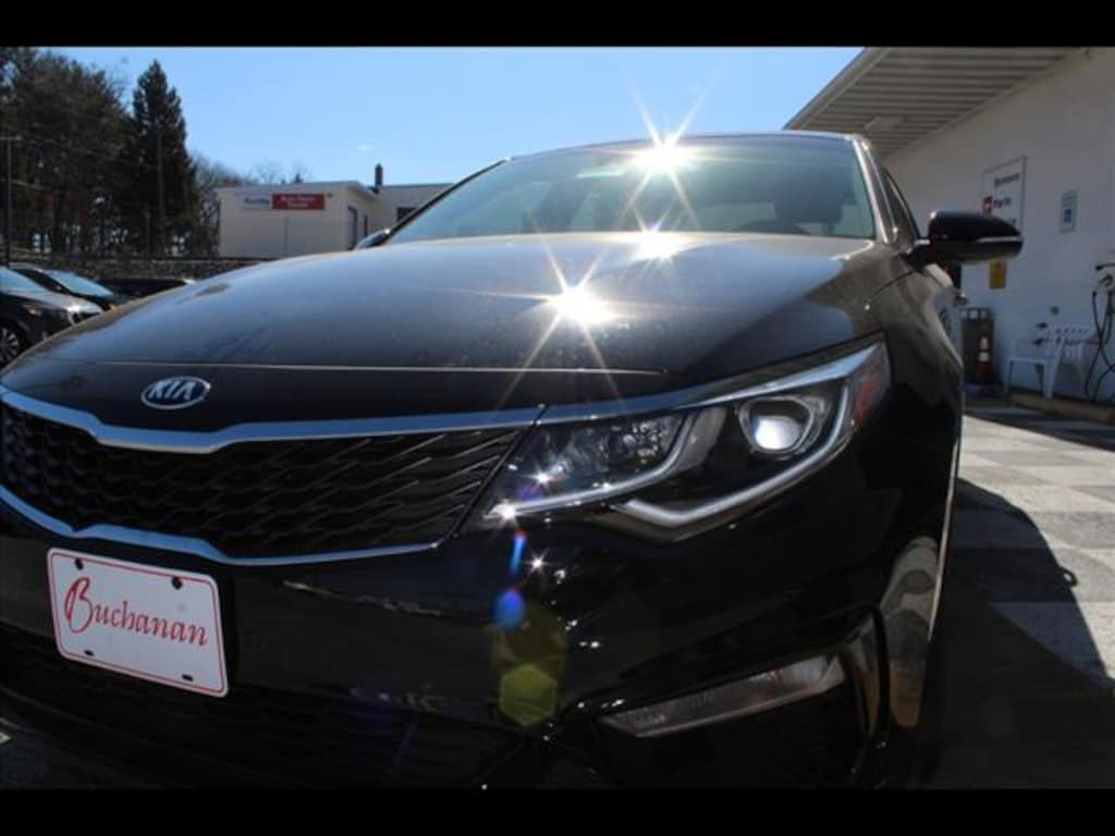 New 2019 Kia Optima For Sale in Westminster, MD | VIN:5XXGT4L33KG341896