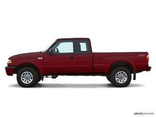 2001 Mazda B-Series Pickup CAB Plus4 125  WB 4.0L AU Truck Extended Cab