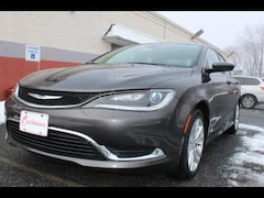 Used 2016 Chrysler 200 4DR SDN Limited FWD Sedan 1C3CCCAB5GN162990 for sale in Pocomoke, MD