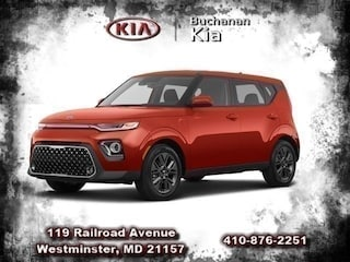 2020 Kia Soul LX Hatchback New Kia For Sale in Westminster, MD