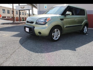 2010 Kia Soul Base Hatchback